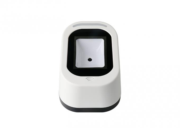 Language Broadcast 2D Barcode Scanner For Supermarket Mobile Payment