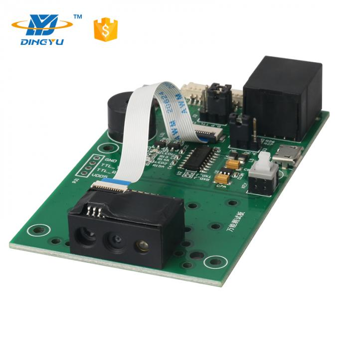 High Performance Black Reliable 2D OEM Integrate USB TTL Barcode Scan Engine module DE2290