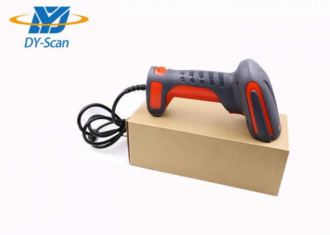Industrial Grade IP65 DPM 2D wired Handheld Barcode Scanner DS6800-HD