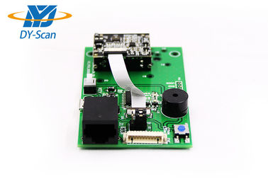 Industrial Barcode Scan Engine High Sensitive 32 Bit CPU High Resolution