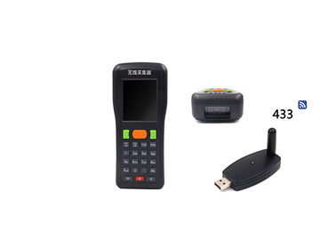School 160G Automatic Barcode Reader , CCD Image Recognition Ccd Reader Barcode Scanner ID9300-1D