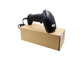 Retail Chain Barcode Scanner Gun 2D Image 60cm/S Decoding Speed 3 Mil Resolution