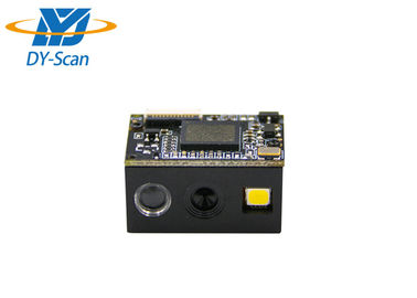 China USB TTL Small  2D  CMOS Barcode Scanner Module for OEM machine supplier