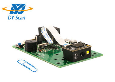 Micro Controller Qr Code Scanner Module , 2D cmos Image Barcode Scanner Module