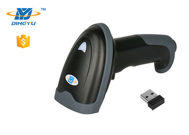 Wireless Handheld Laser Barcode Scanner 1200MHA Battery For Long Work Time DS5320G