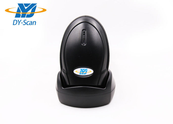 Commercial Application 2D Wireless Barcode Scanner With Base 512k Storage 1600mAh Battery Capacity DS6202G