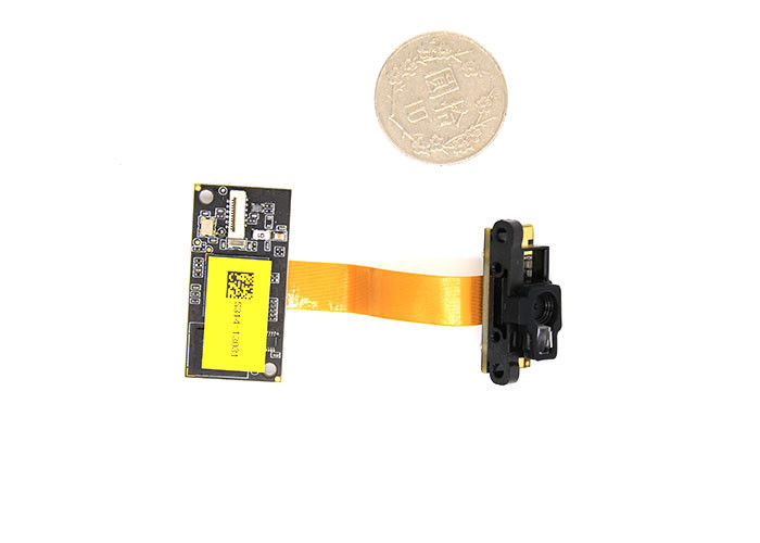 Smallest Barcode Scanner Oem Module , Durable DM PDF417 2d Barcode Engine