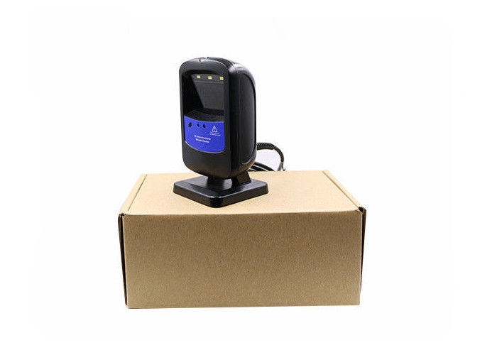 POS Laser Automatic Barcode Scanner 0mm-500mm Field Depth CMOS Scan Type DP8106