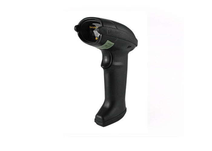 USB Handheld Barcode Scanner 300 Times / S Decoding Speed 32 Bit CPU BLUE lightDS5201