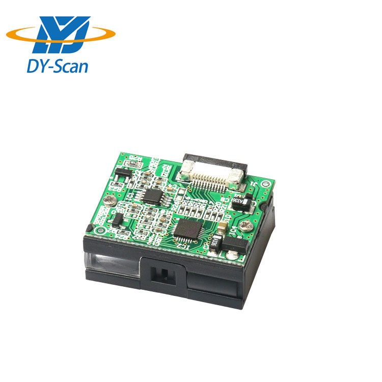 High Speed 1D CCD Barcode Scan Engine Manual Continuous Auto Sense Flashing Function