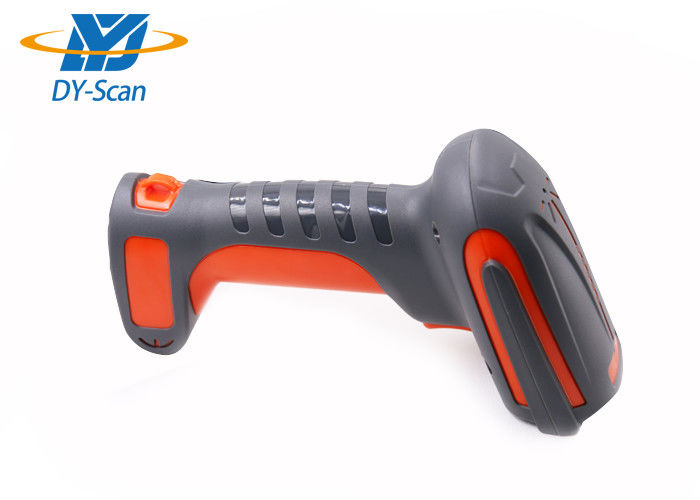Waterproof IP68 2D Barcode Scanner USB Outdoors High Speed 58CM/S Decoding Speed