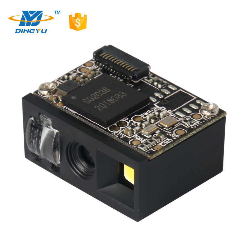 Embedded 1D 2D CMOS Barcode Scanner Module with RS232/USB Interface