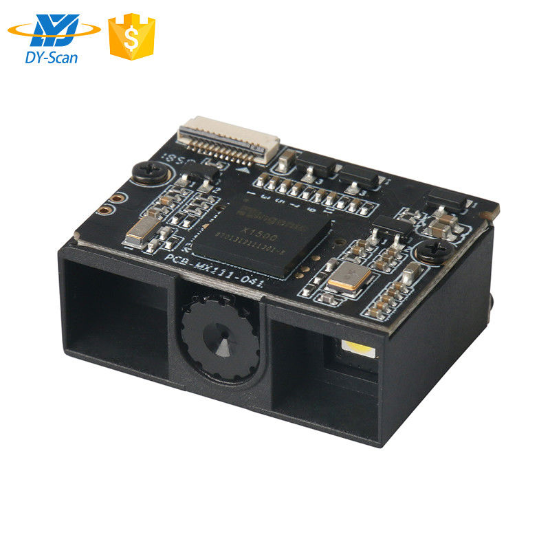 High Definition Embedded 2D CMOS Image Barcode Scanner Module 1MP Resolution