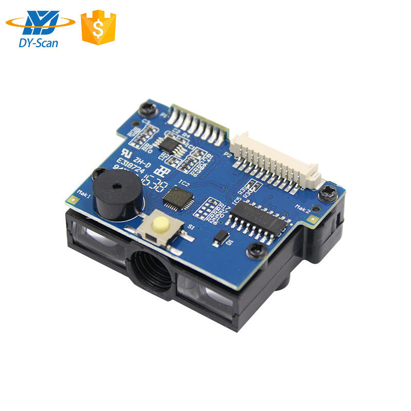 Small Size 1D Laser Barcode Scanner Module 300 Times / S Decoding Speed Durable