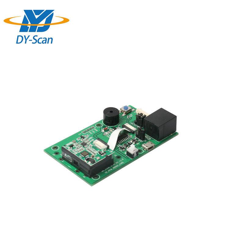 Multi Interface 1D Oem Barcode Scanner Module , Fast Decoding CCD Scan Engine